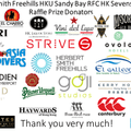 Fund-Raiser Raffle for Sandy Bay Receives Generous Contributions from Donors