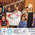 Winning Together: Herbert Smith Freehills and Sandy Bay RFC