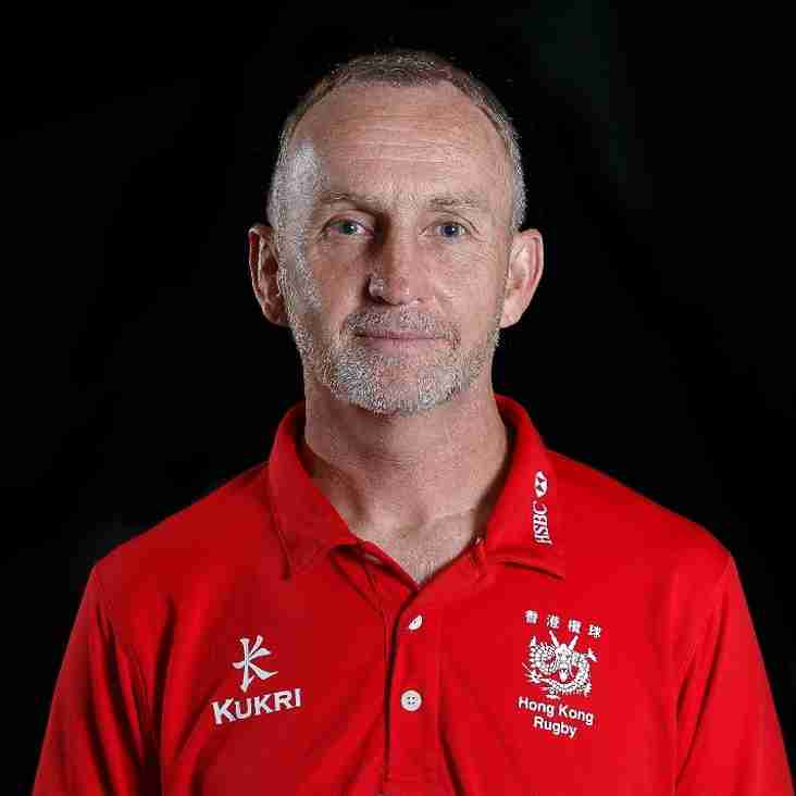 Welcome Kevin West: Juniors Head Coach