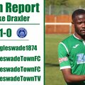 YOU COULDN'T MAKE IT UP!! (Match Report)