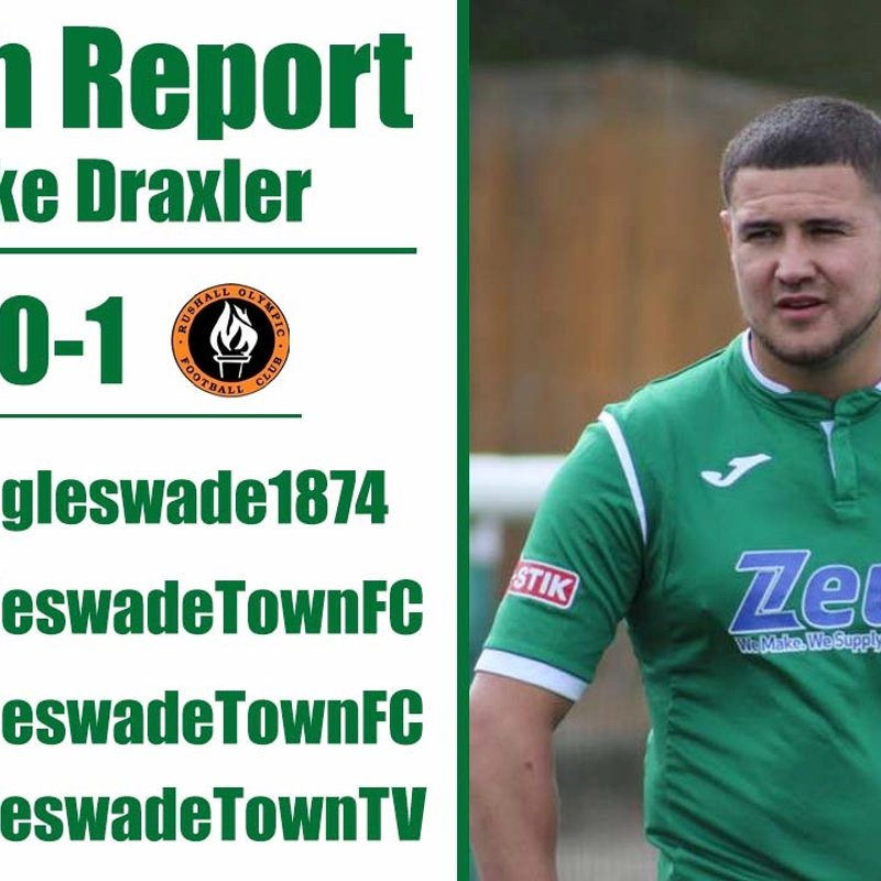 END OF TERM. (Match Report)