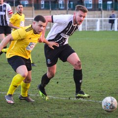 ⚽️  Dinnington Town 0 - 5 Retford United FC ⚽️  29.12.2018 -  Action from the Central Midlands League North Division match at Laughton Road, Dinnington, England. (Photo by Jon Knight)