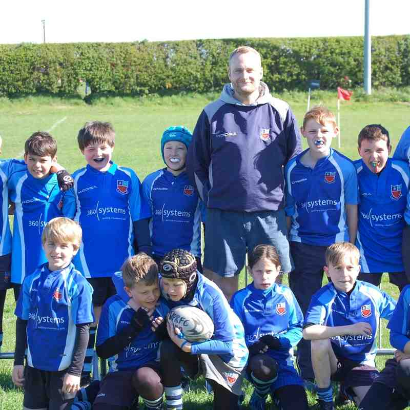 Cheshire Cup 2015