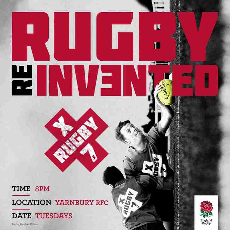 X Rugby 7 - Rugby Reinvented