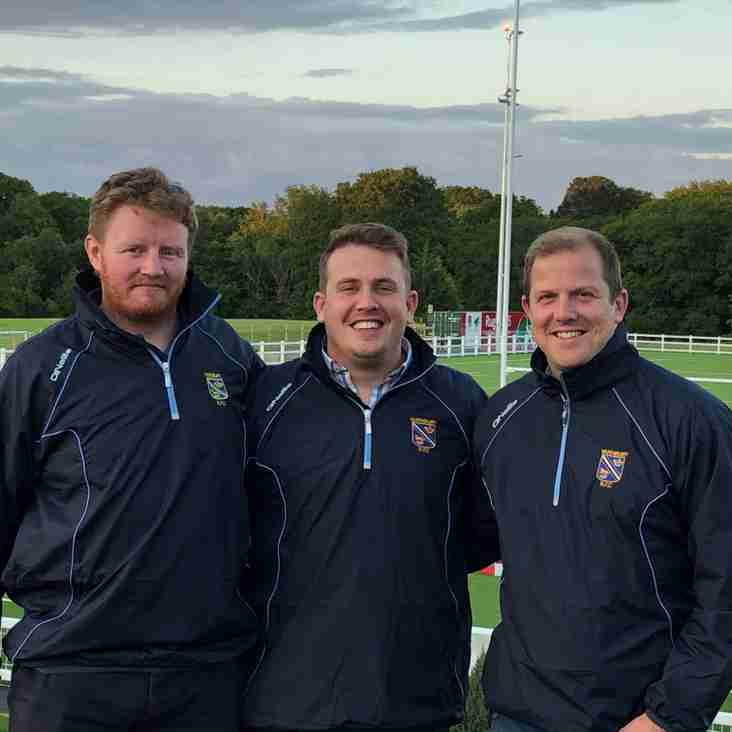 Yarnbury Coaching Team