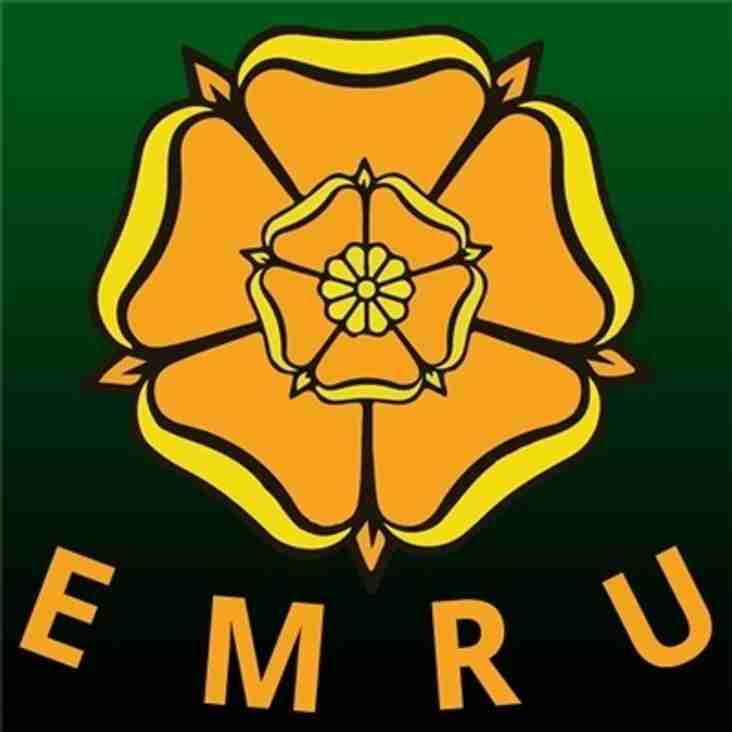East Midlands Cup Draw 2019 - 2020 Season.