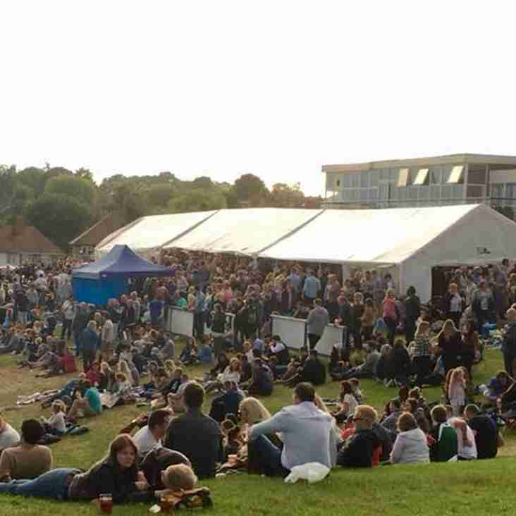 Kettering Rugby Club Beer & Music Festival 2019
