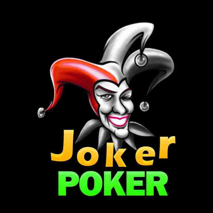 Joker Poker Draw Winners – 19th May 2019