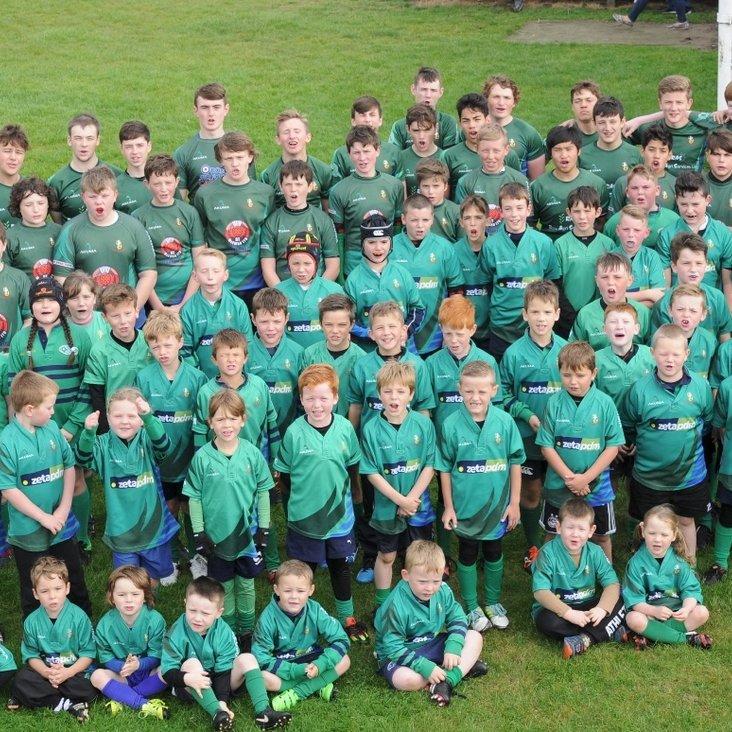 Montrose Rugby Summer Camp 2017<