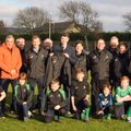 Montrose Rugby's  Volunteer Recognition Programme