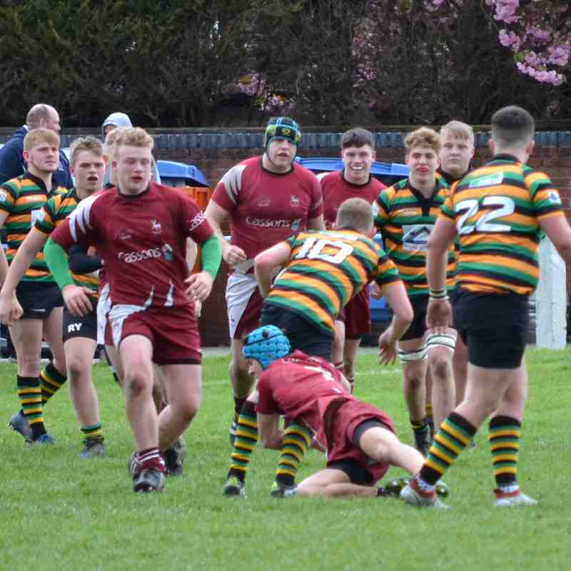 Colts Cup Final Rossendale V Littleborough
