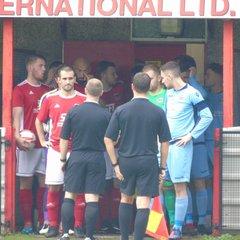 Thackley AFC v Carlisle City FC - FA Vase - 15.9.18