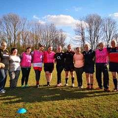 Northampton Outlaws RFC - Kinky Boots Sunday Funday Training Session