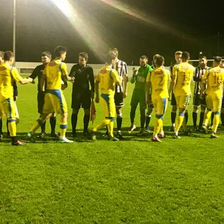 FC Romania 1 Hanwell Town 2