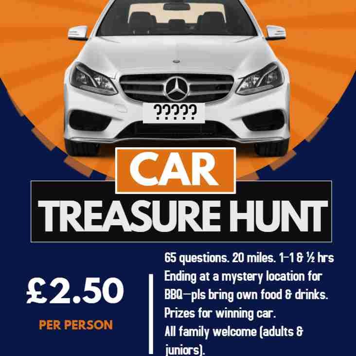 Car Treasure Hunt