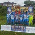 Eccleshill United U8's Win The White Rose World Cup Tournament