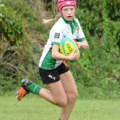 U13 girls vs Kingsbridge 16.9.18
