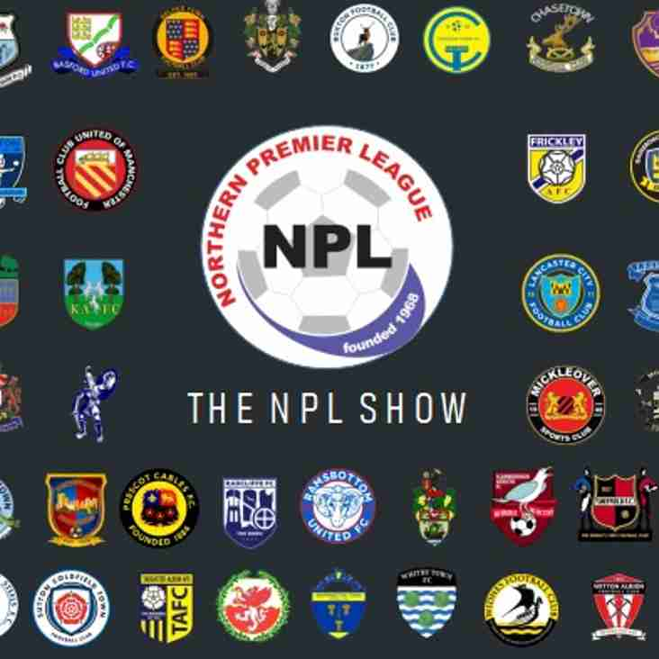 New NPL Show - August 23rd Edition