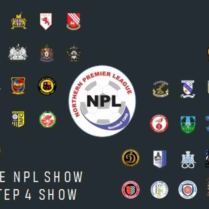 OUT NOW: The August Step 4 NPL Show
