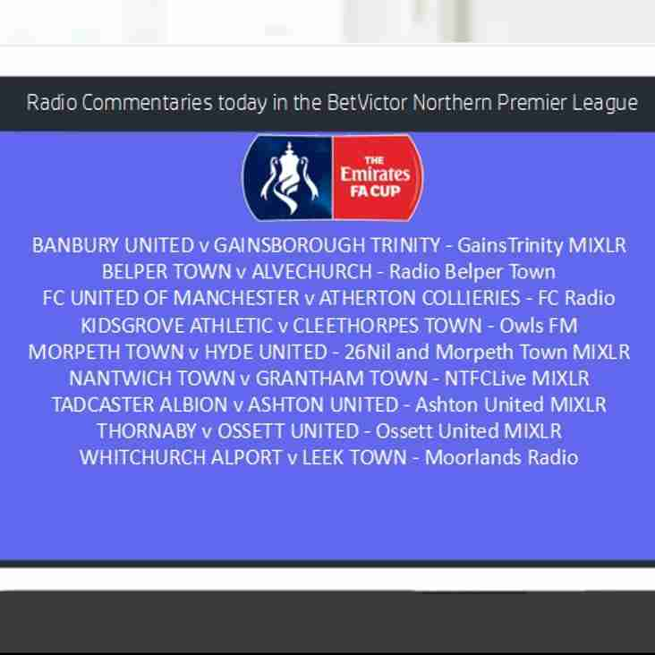 FA Cup Radio Commentaries