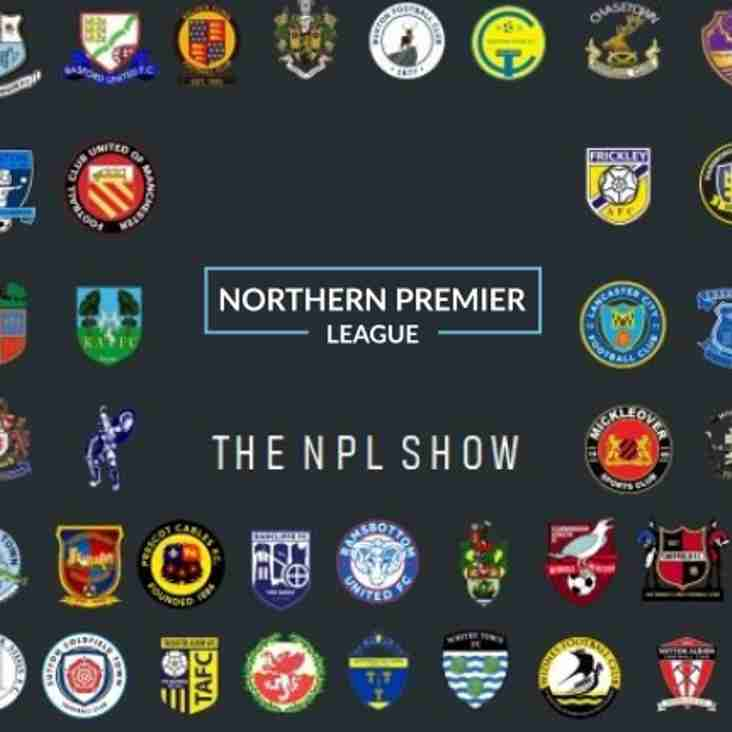 NPL Show:  FA Cup 4th Qualifying Round Special