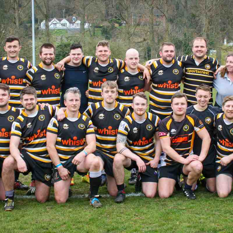 MRUFC 2XV vs High Wycombe