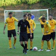 Mildenhall FBc vs Lakenheath FBC   (The British Legion Cup)