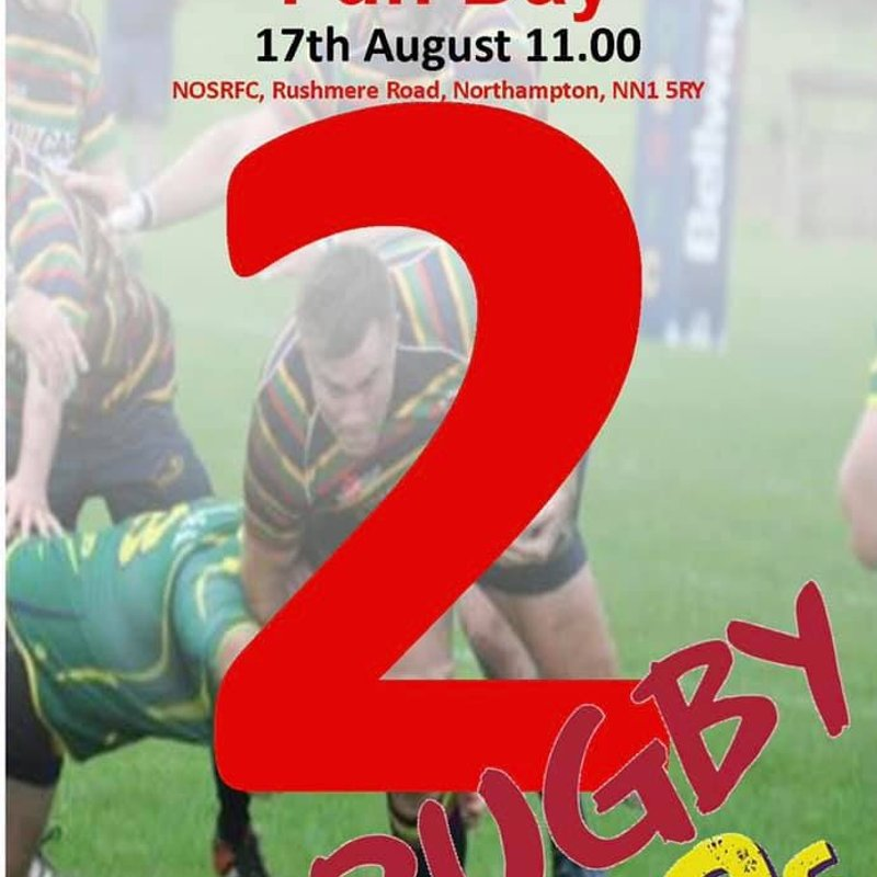 Big Reds Rugby Fun Day 10's