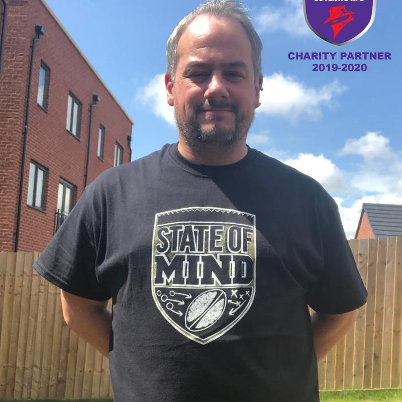 Outlaws charity sponsor - state of mind sport