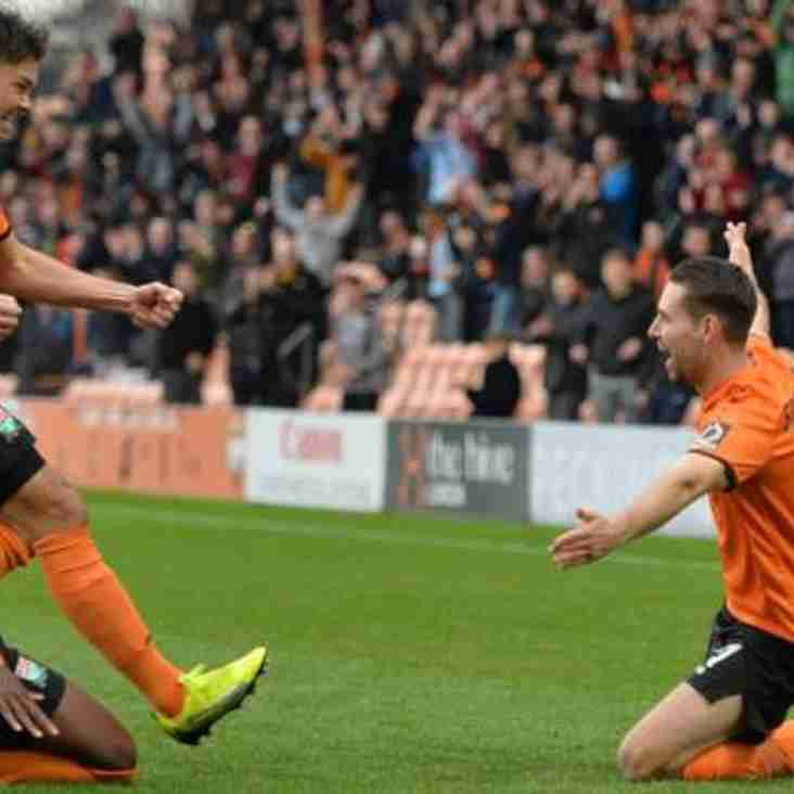 Currie Relishing Testing First Month For Barnet Squad