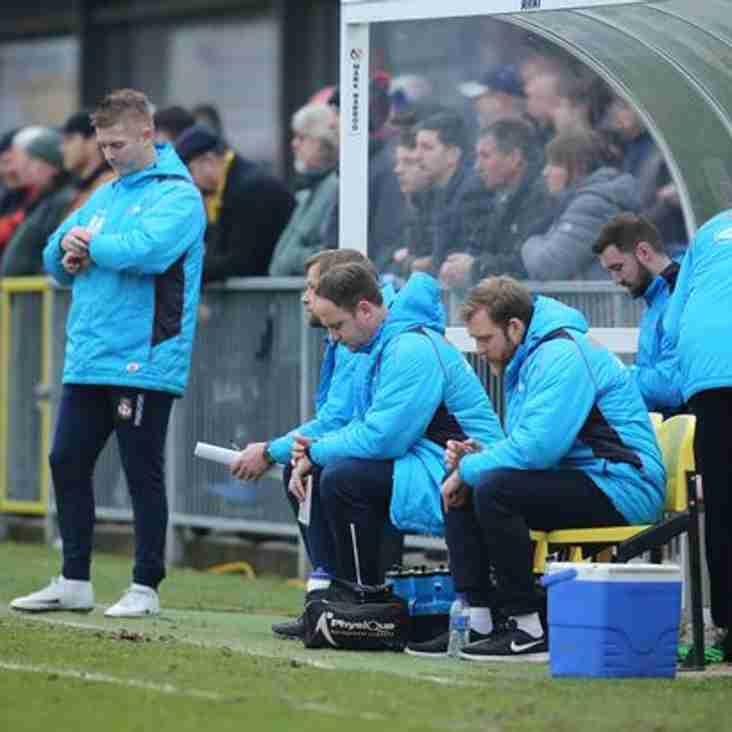 Poor Start Too Much For Wrexham As Hughes Leaves Racecourse