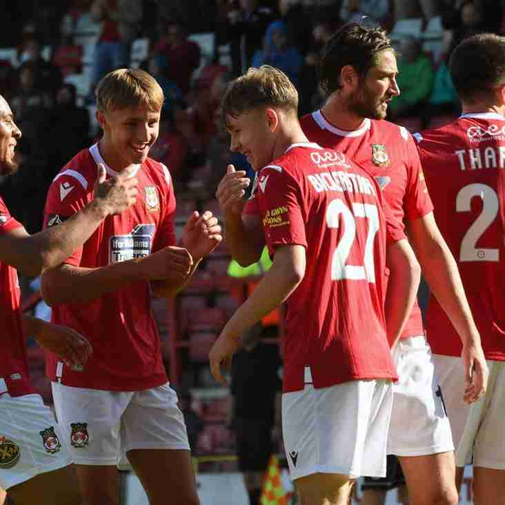 Wrexham Prepare For St Mirren Scottish Cup Clash
