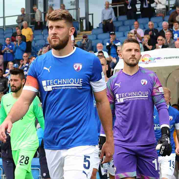 Evans: Spireites Have All The Motivation They Need For Notts