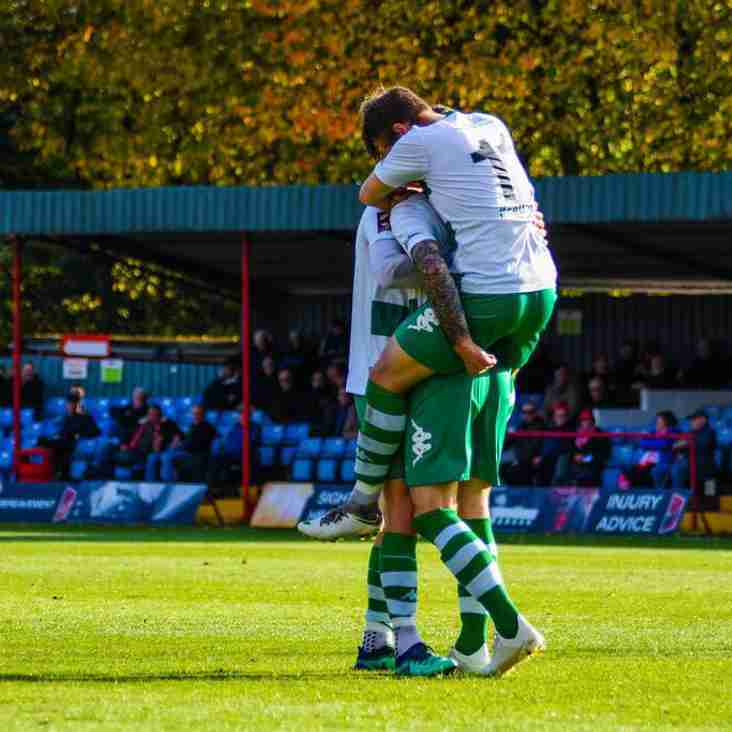 Celts Boss Lakeland Impressed By League Rivals Alty