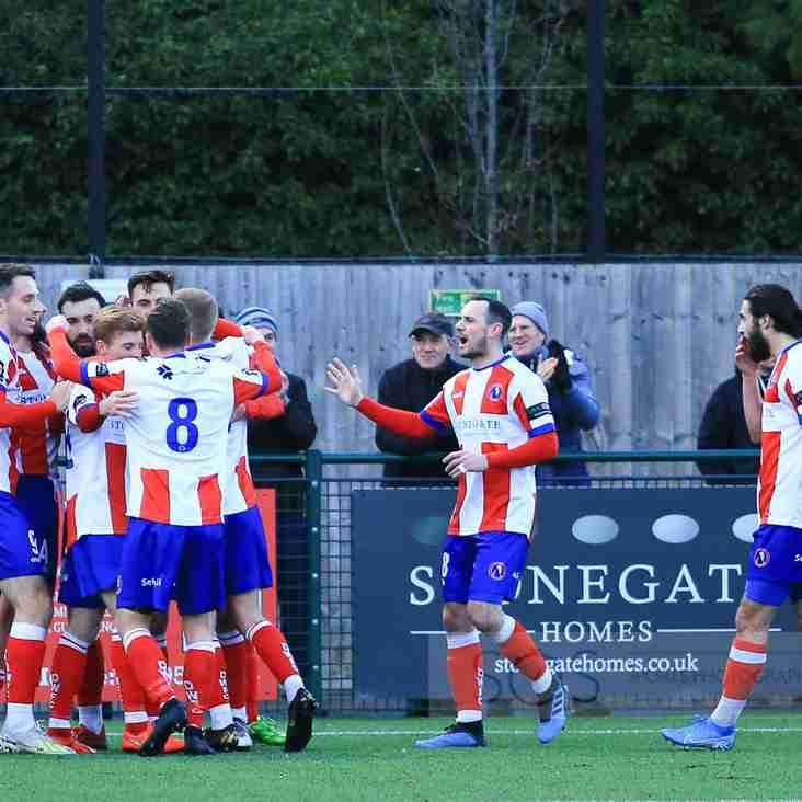 Corking Wanderers! White Talks Up Super Dorking's Cup Win