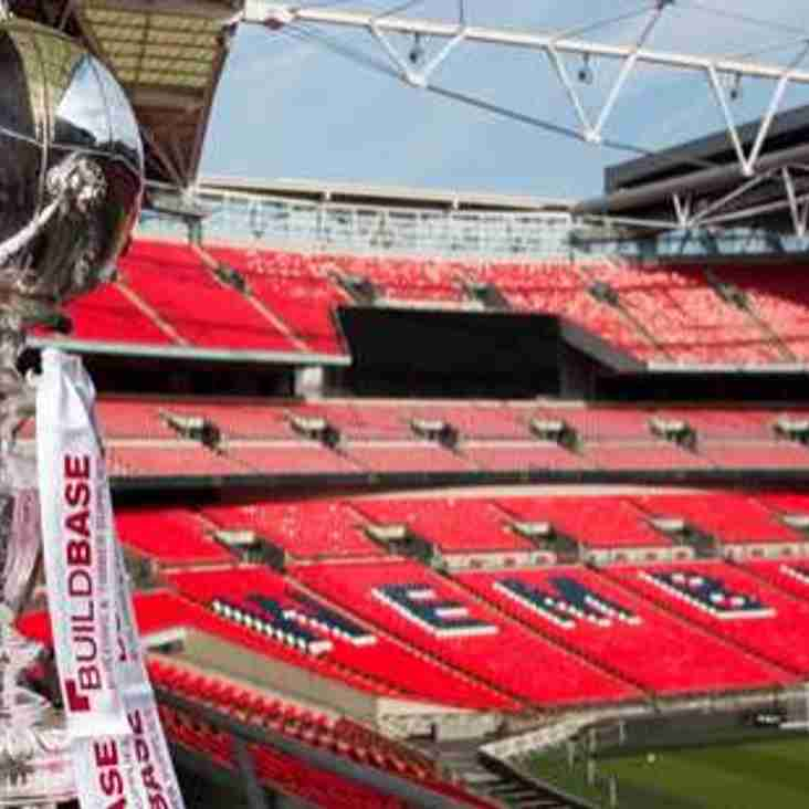 FA Trophy second round qualifying draw