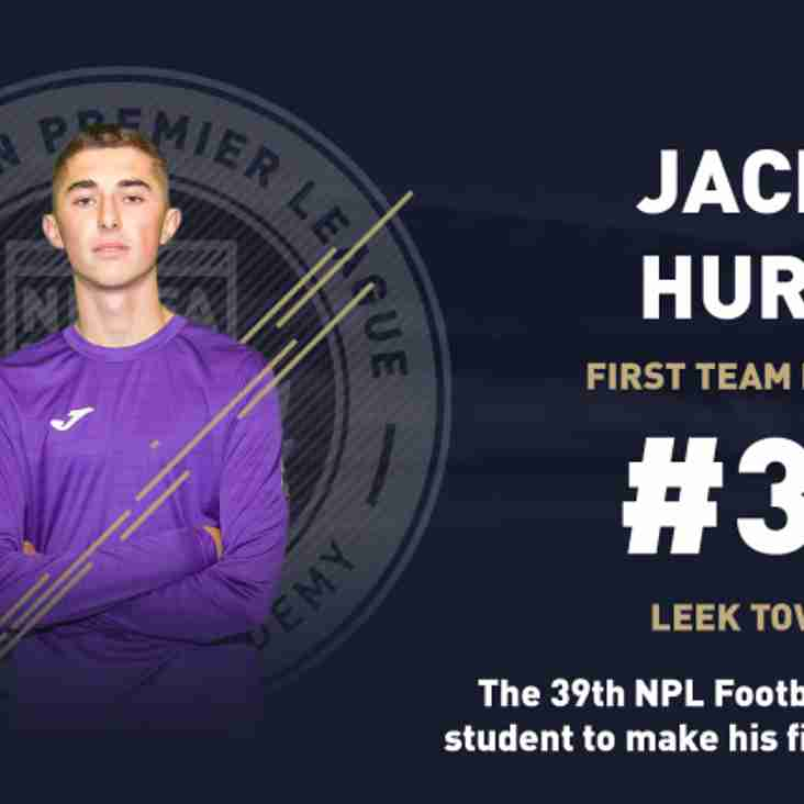 Hurd is latest NPLFA senior product