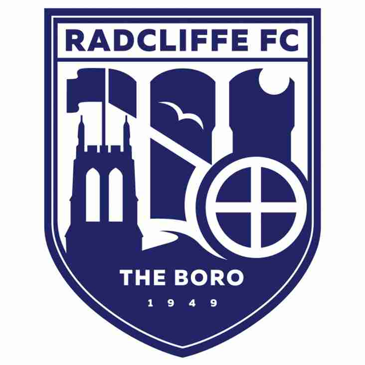 Radcliffe sign hot prospects
