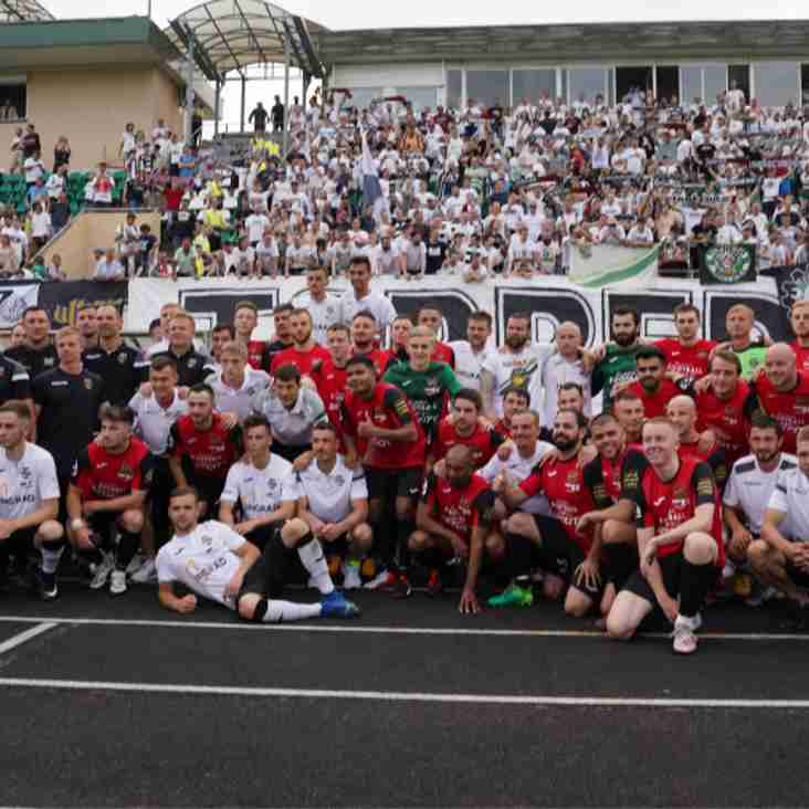 Sheffield kick-off Russia tour with Torpedo Moscow defeat