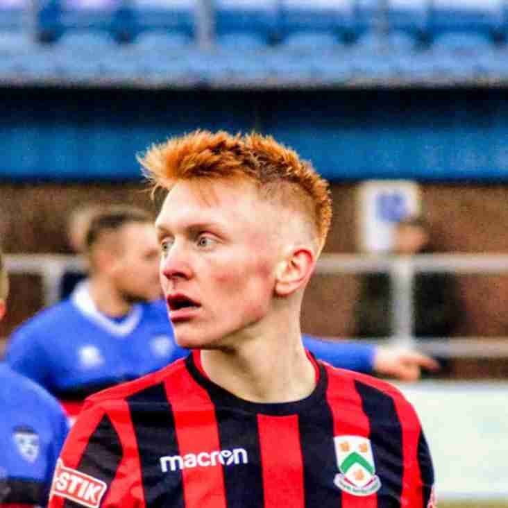 Former Ferriby youngster joins Mickleover