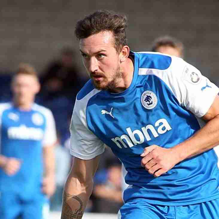 Hobson returns to Stalybridge Celtic
