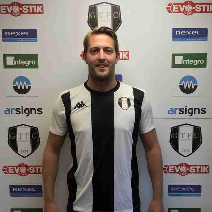 Grantham move for Atkinson