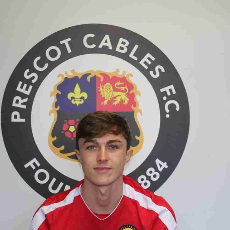 FC United bring in another from Cables