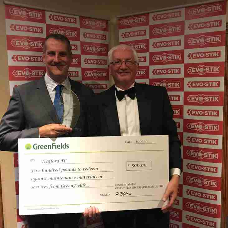 GreenFields Pitch of the Year winners