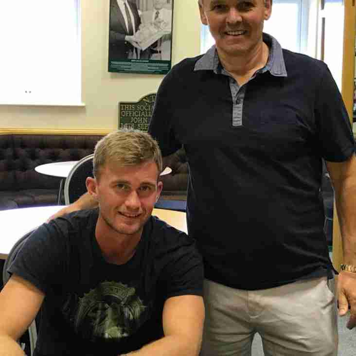 Langley earns Dabbers deal