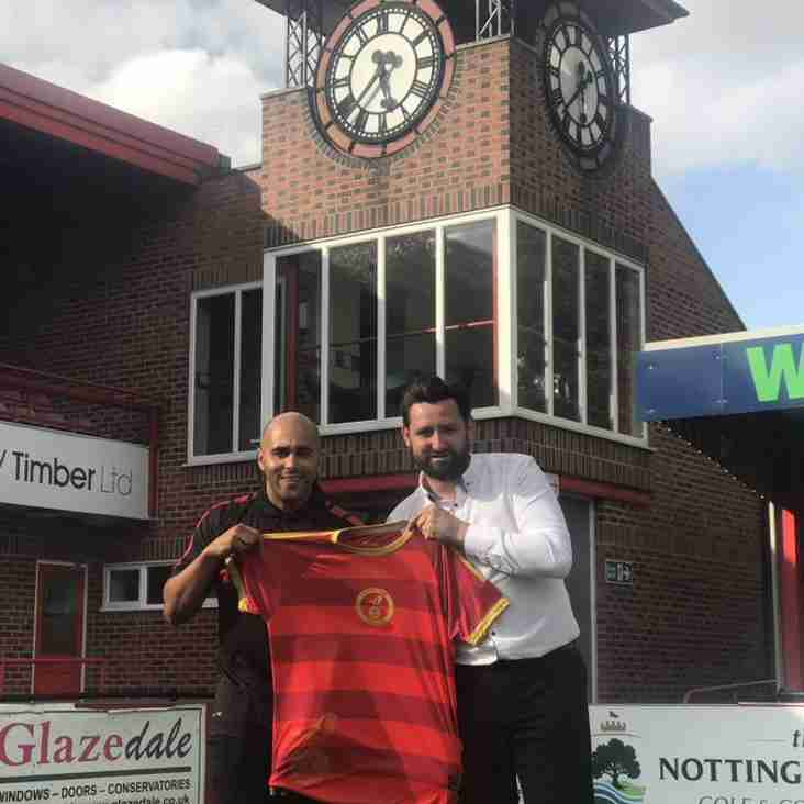 Ilkeston appoint new boss