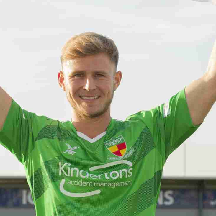 Webb gets Nantwich deal