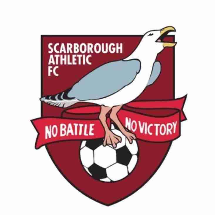 Trio depart Scarborough