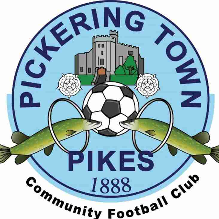 Denny Ingram departs Pickering Town