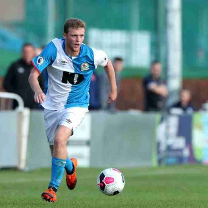 Blackburn youngster strengthens Blues